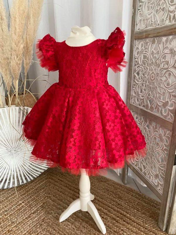 Robe Lolita rouge