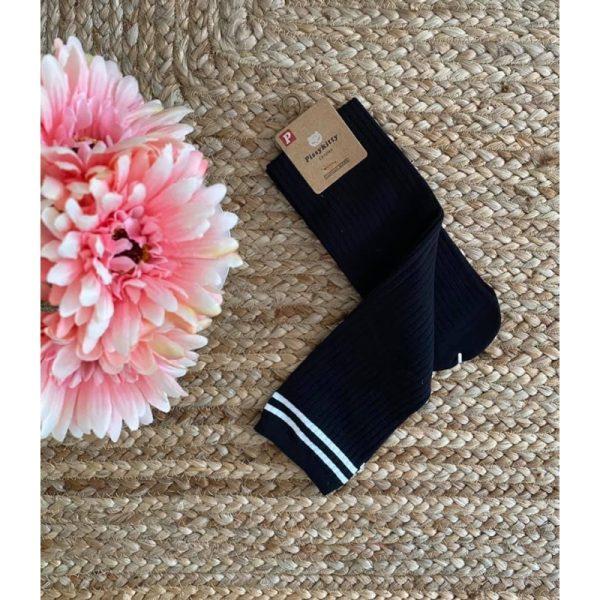 chaussette-hautes-noir-4-à-14-ans