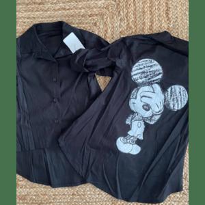 chemise-mickey-noire