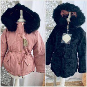 manteau-2-en-1-réversible-fourrure-et-pluie