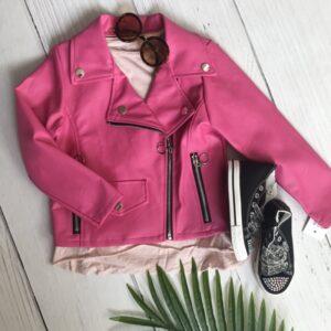 perfecto-en-simili-cuir-rose-flashy-2-à-14-ans