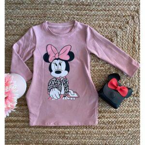 robe-sweat-minnie-rose-2-à-12-ans