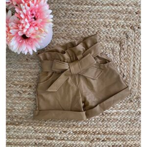 short-paper-bag-simili-cuir-camel-3-à-14-ans