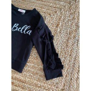 sweat-fille-ciao-bella-3-à-14-ans
