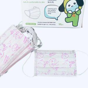 masque jetable Hello Kitty lot de 50