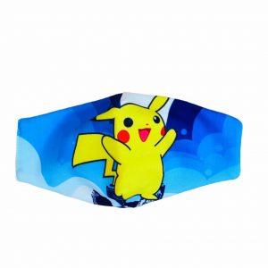 masque garçon pikachu
