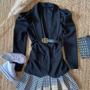 ensemble jupe veste