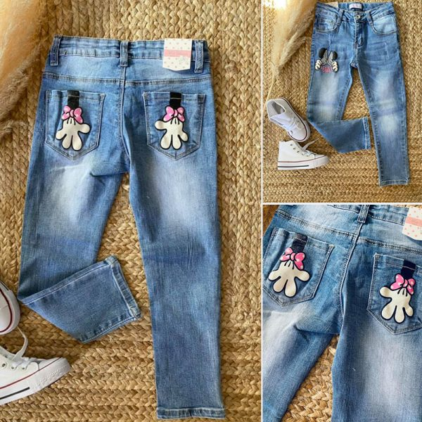 jeans minnie