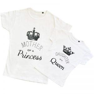 tee-shirt mother princess